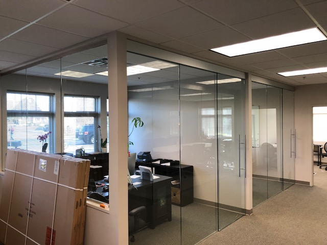 Commercial - Sliding Doors -