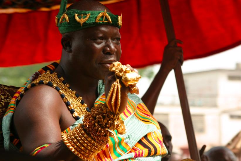 Nana Osei Tutu II, Present Ruler of the Ashanti Kingdom