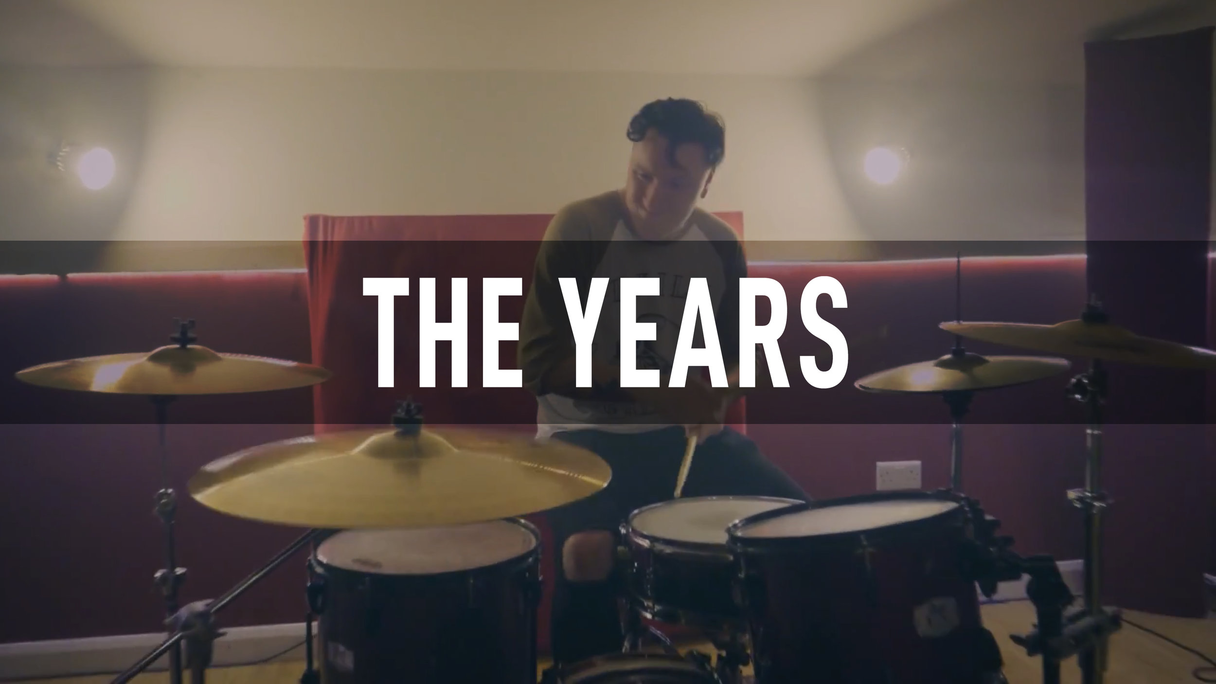 The Years // I Just Wanna Kiss You
