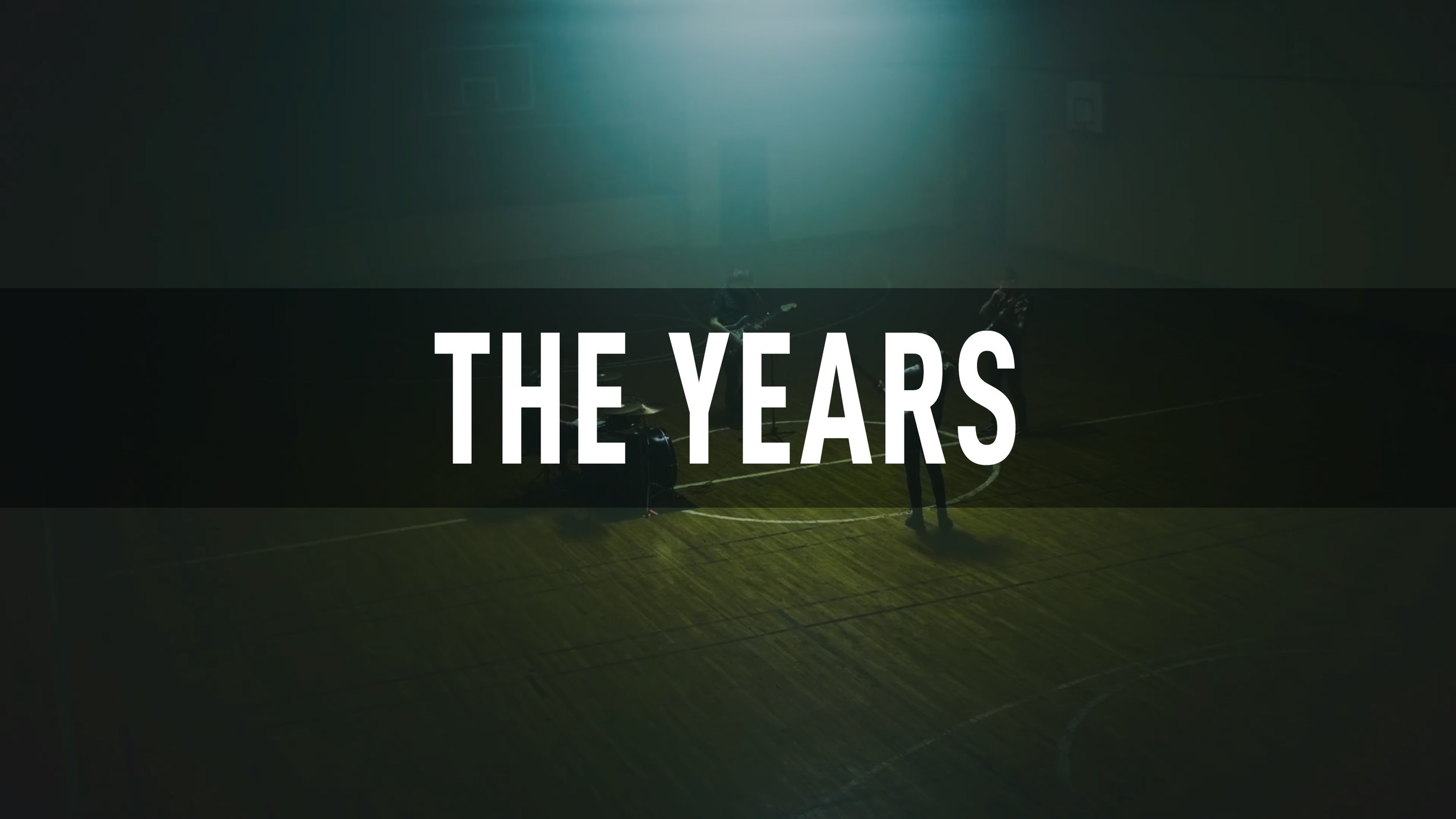 The Years // Crossing Over