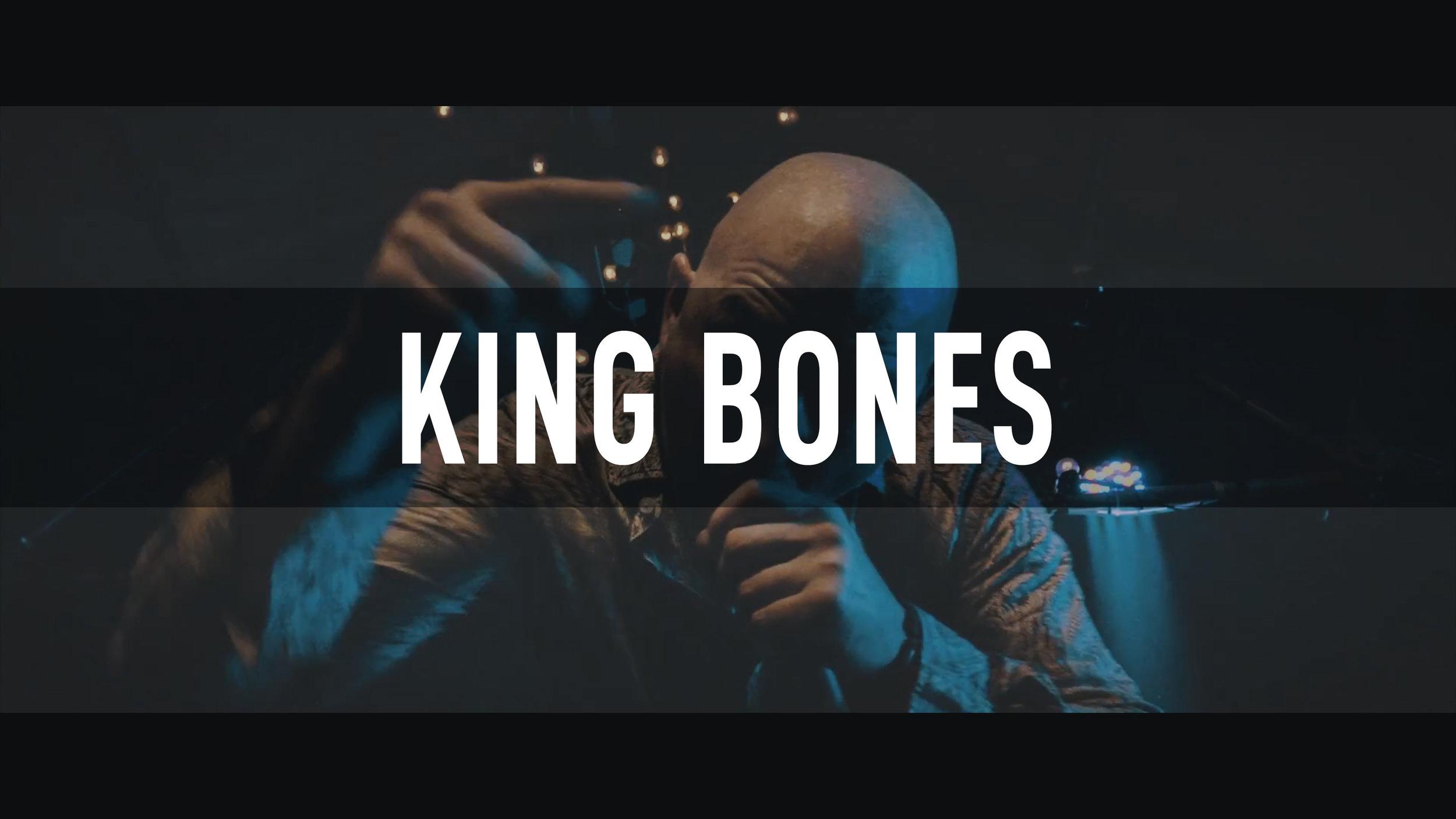 King Bones // The Grand Social 2017