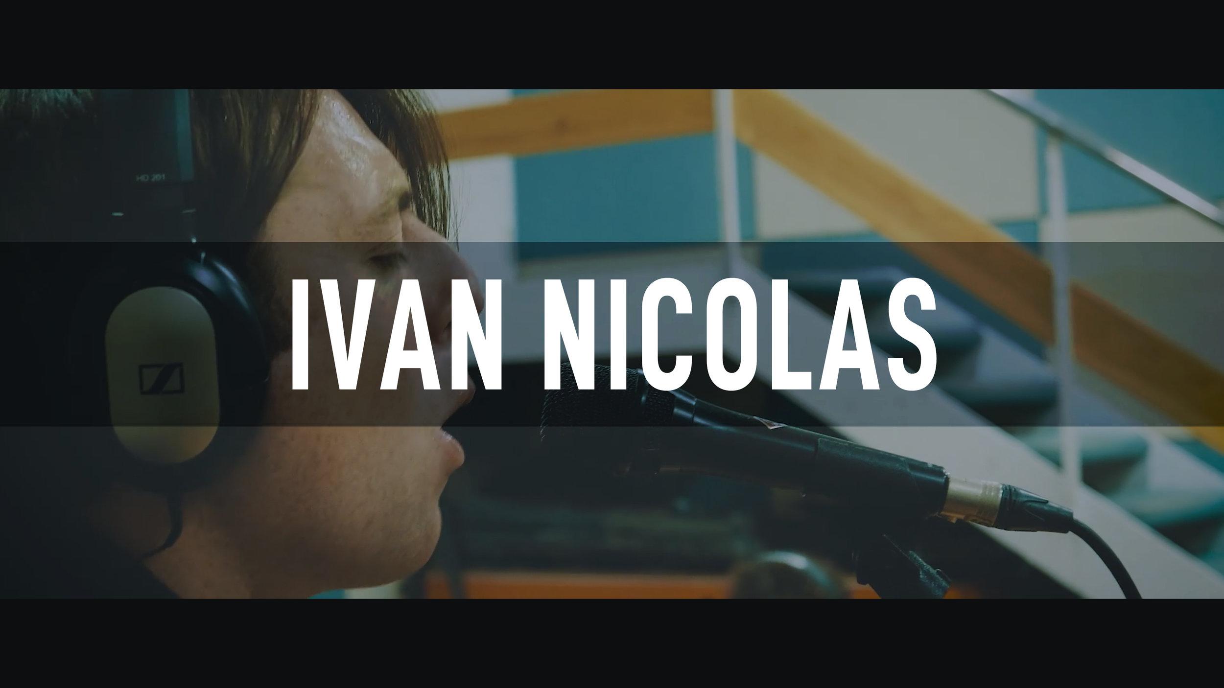 Ivan Nicolas // Studio 8 Session 2018