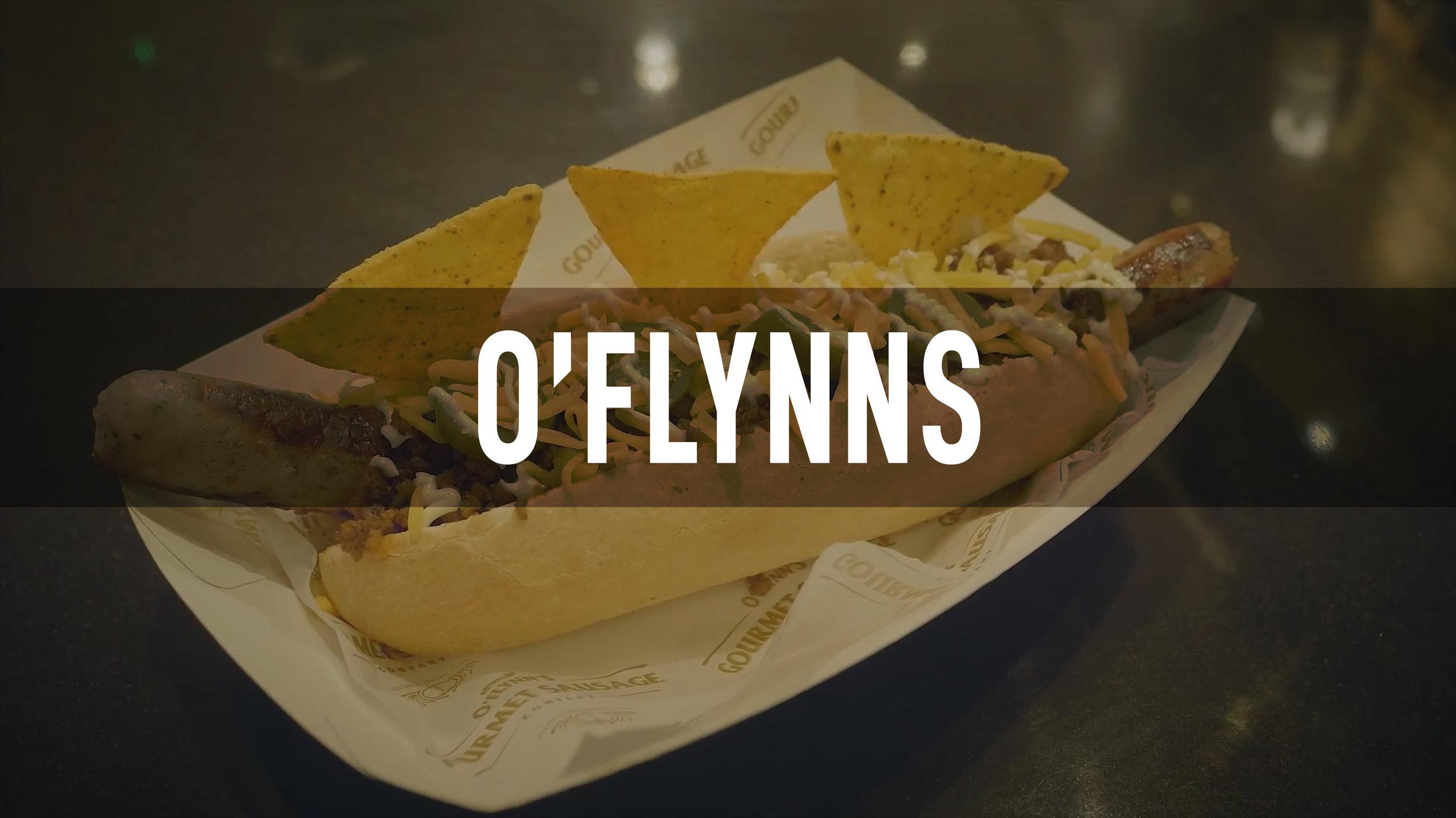 O'Flynns Gourmet Sausages