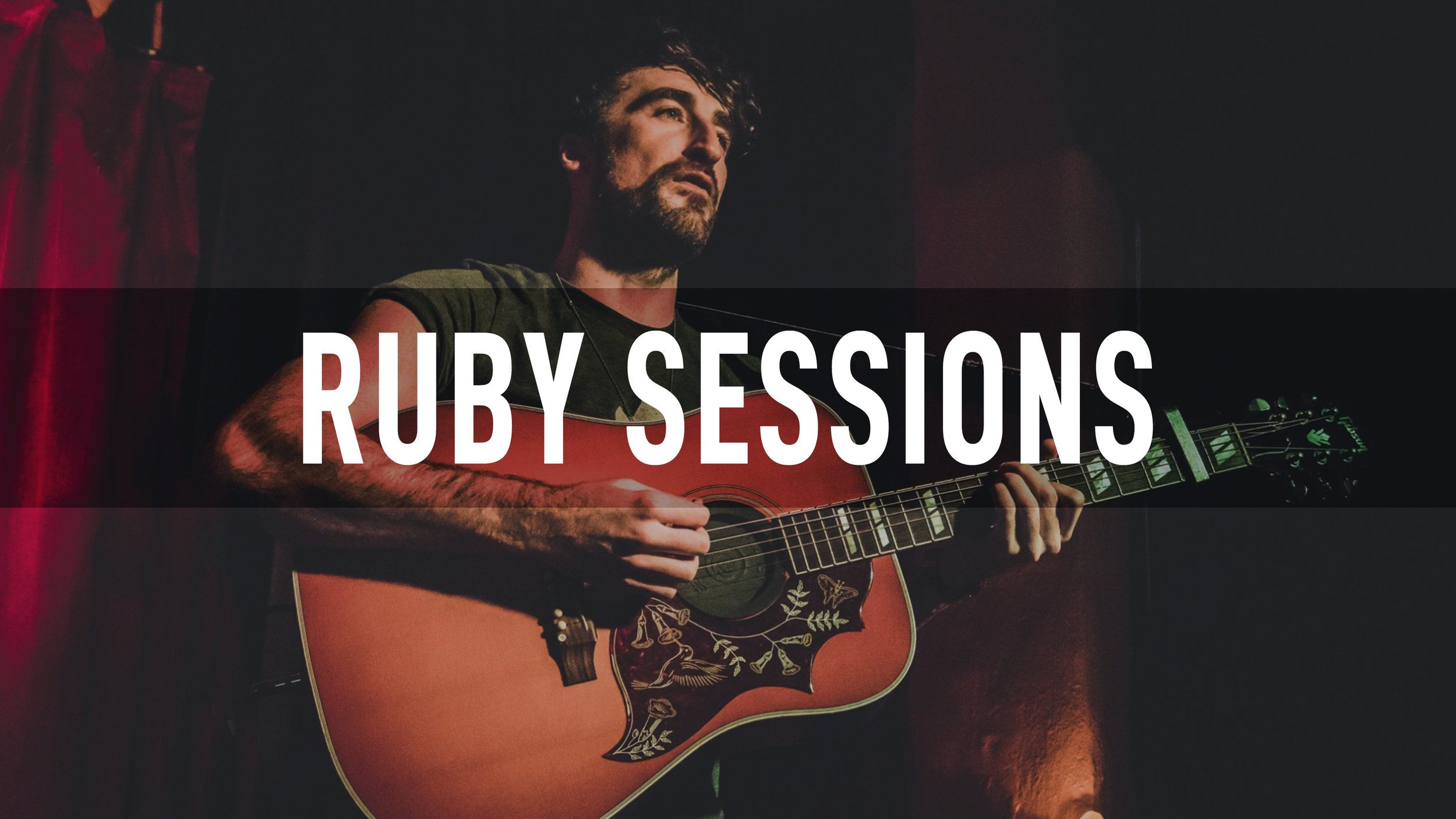 RUBY SESSIONS