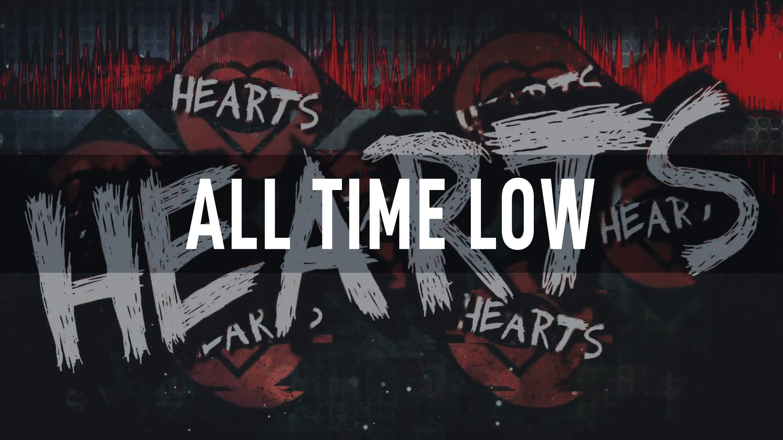 All Time Low // Old Scars / Future Hearts