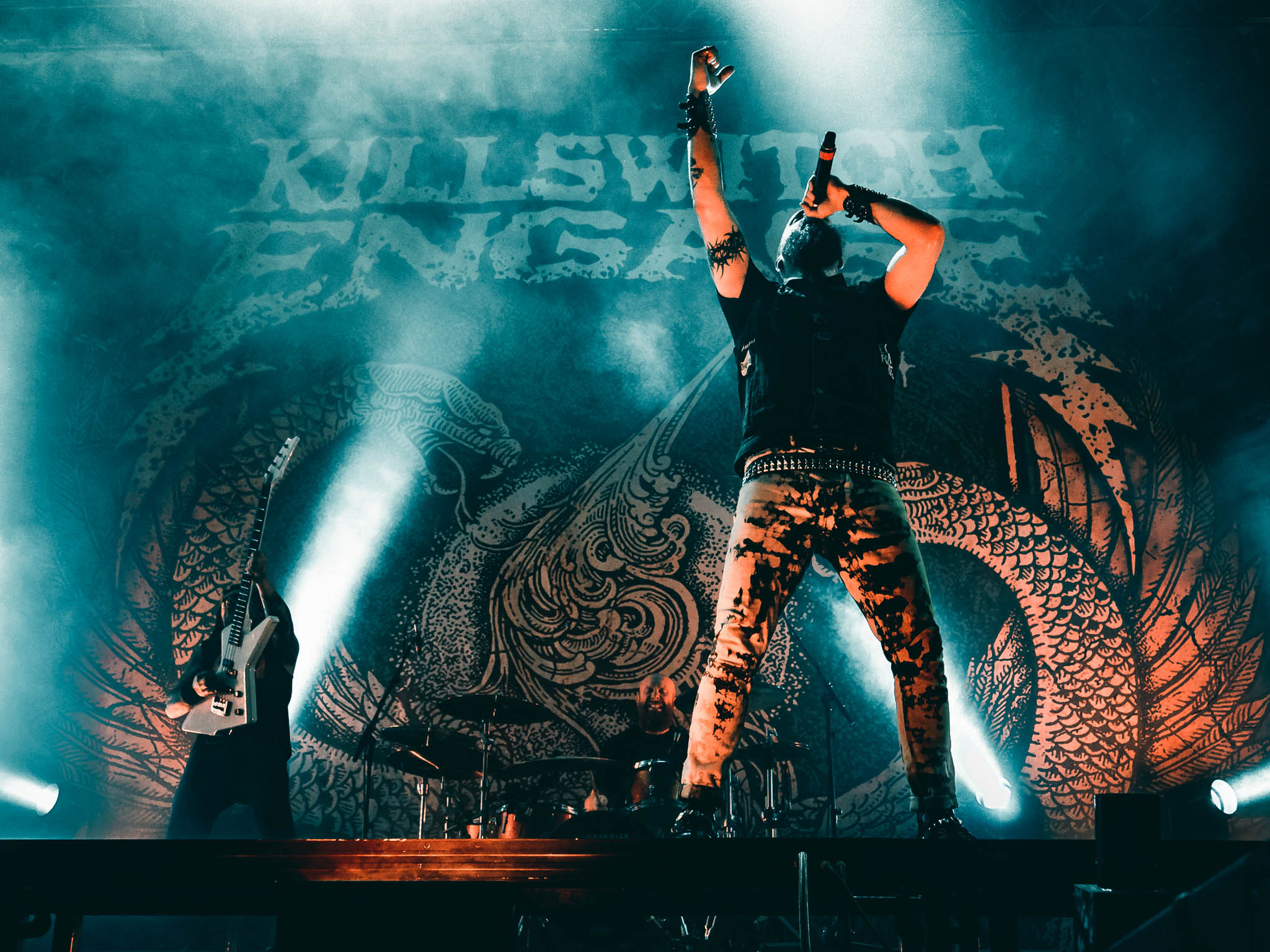 Killswitch Engage - London - Ray Keogh-43.jpg