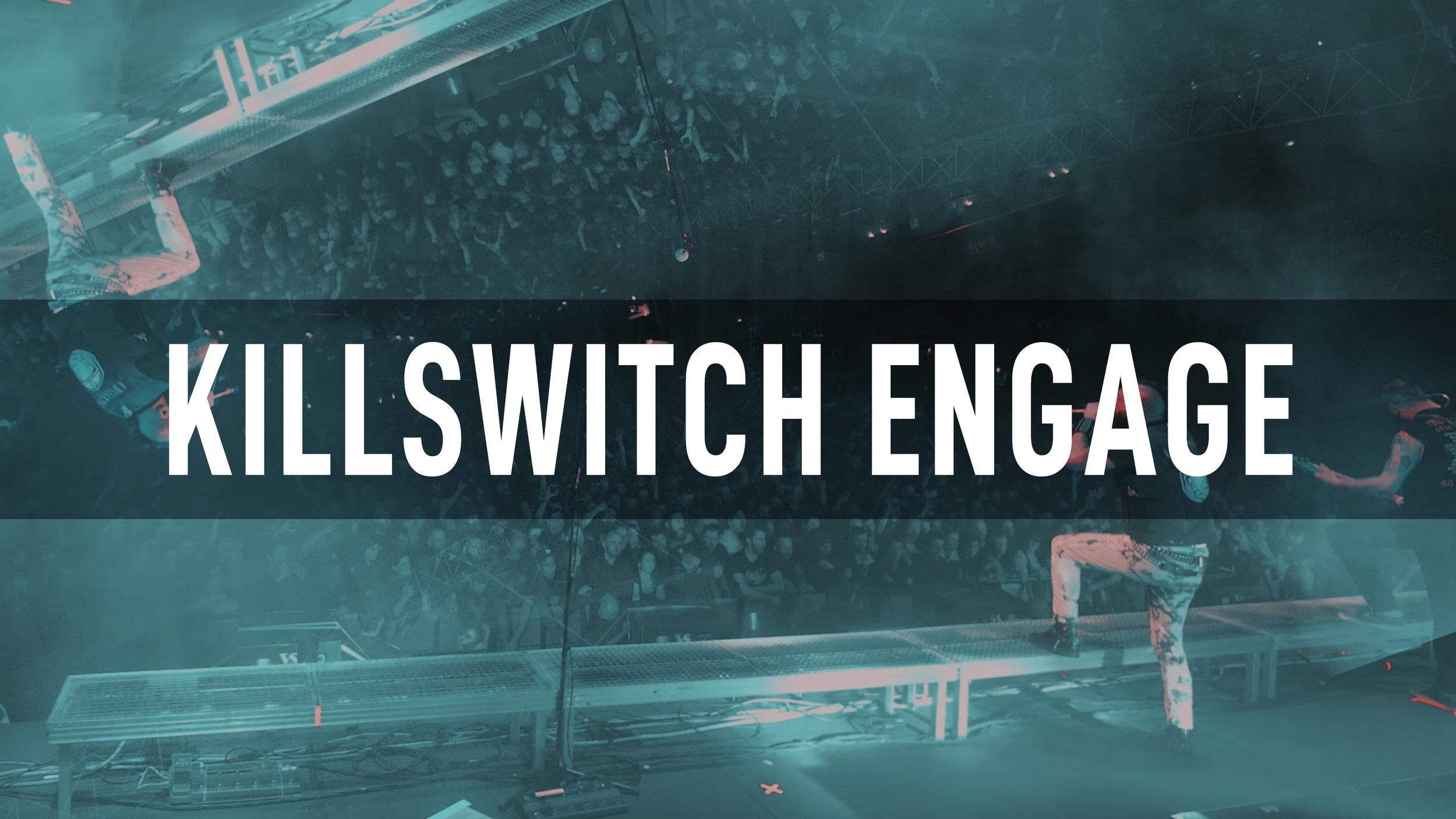 Killswitch Engage // Ally Pally London 2019