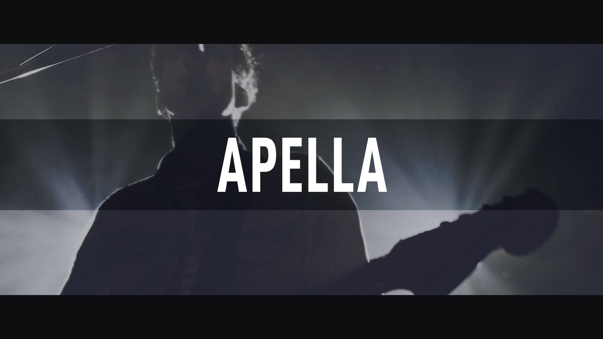 Apella // Tivoli 2018
