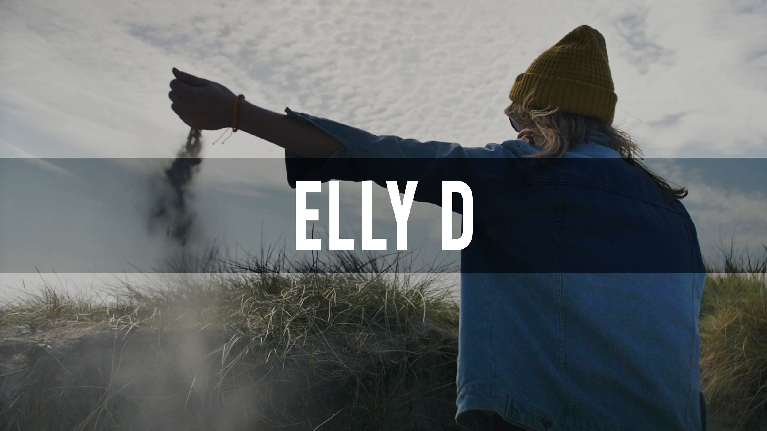 Elly D // With The World