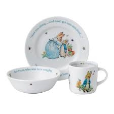 Wedgwood Classic Peter Rabbit Baby China