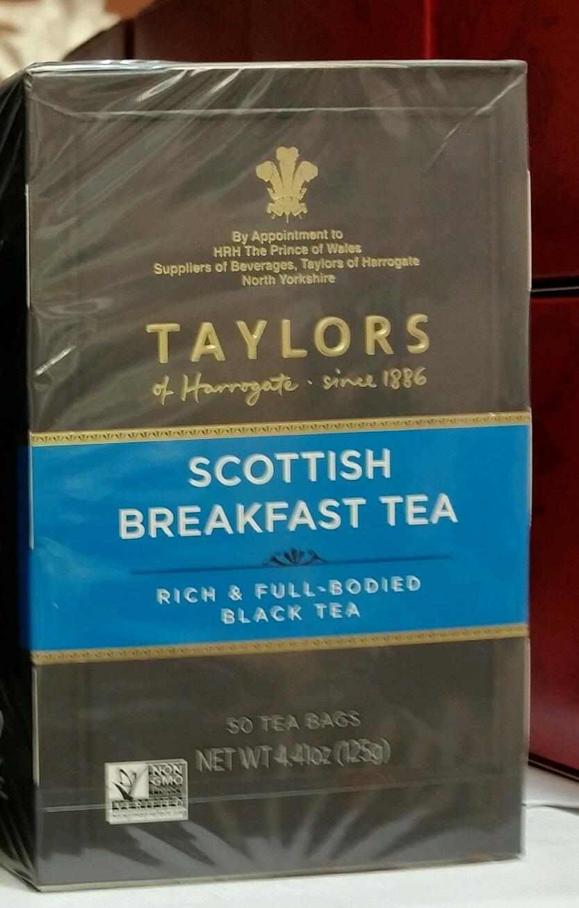 Taylor's Tea 50 t/bags