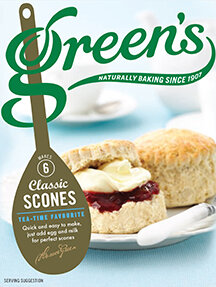 Greens Imported Scone Mix