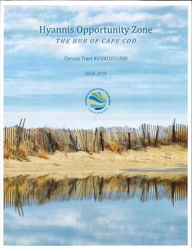 Hyannis Opportunity Zone Guide