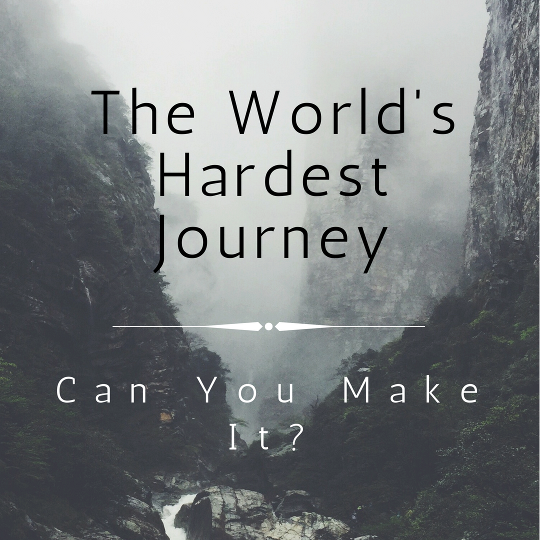 The best destinations are often accompanied by a tough Journey. What lessons can be learnt from the world's toughest?  Read Now