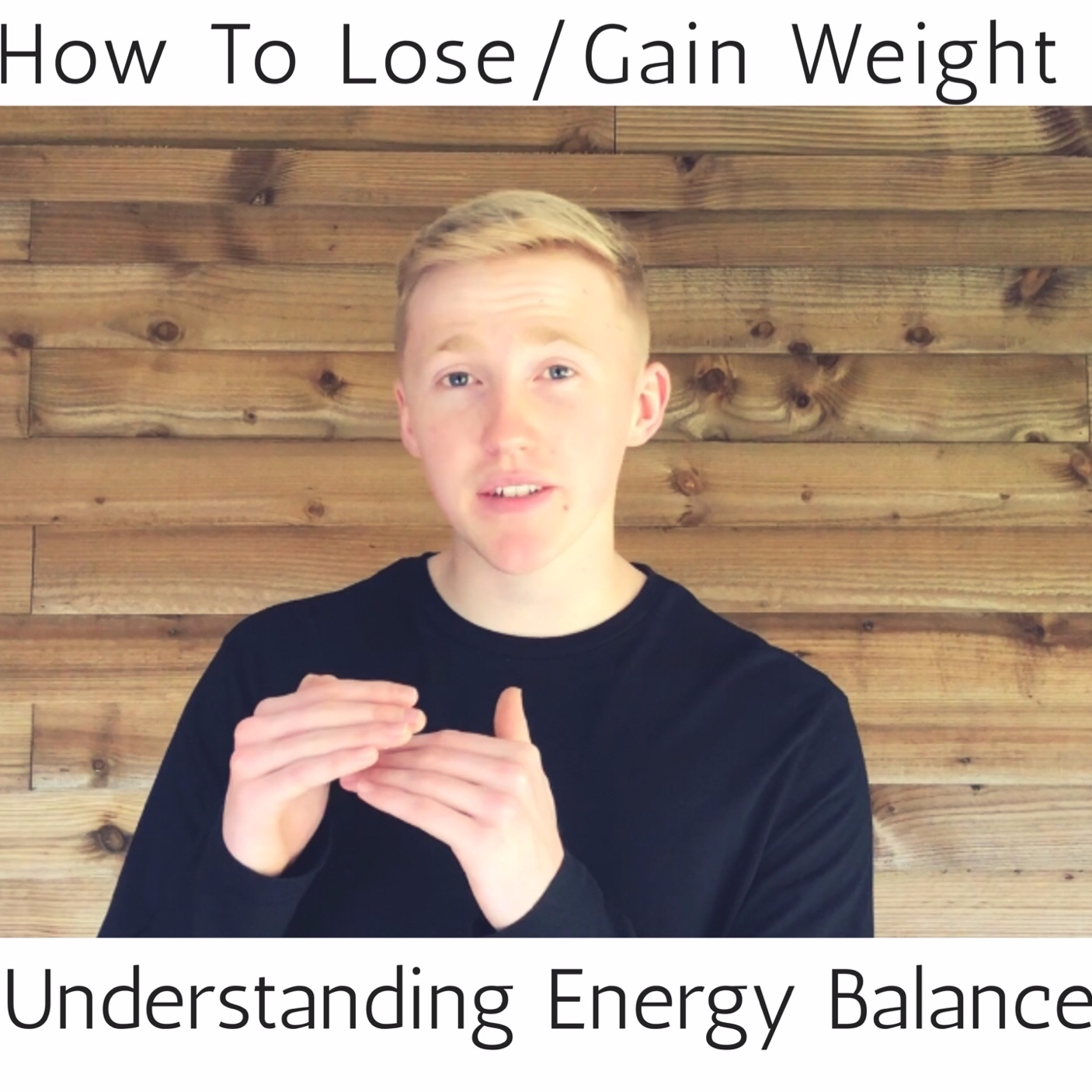 Would you like to lose / gain weight? Understanding Energy Balance is the key to doing that successfully.    Read Now