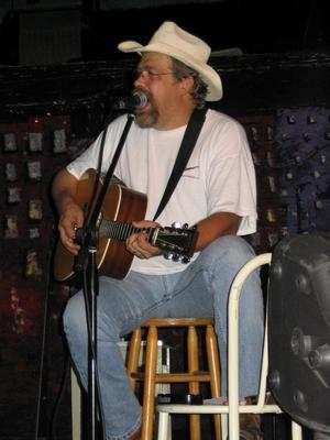 2004 or so, The Garage, Winston-Salem, NC