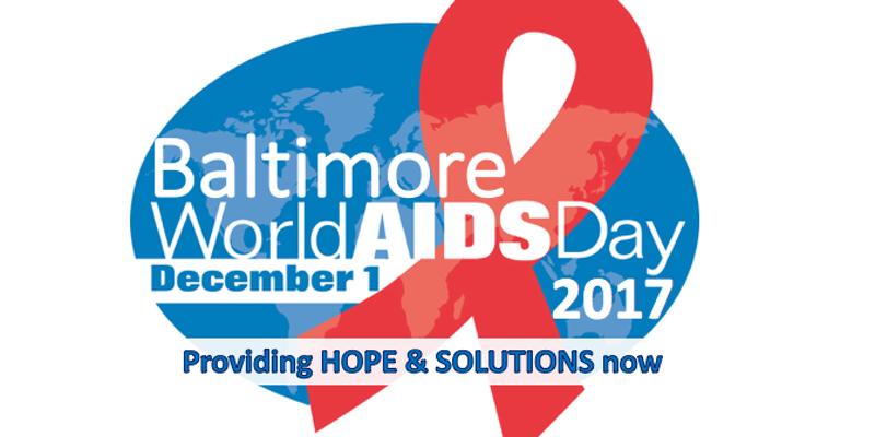 Baltimore World AIDS Day 2017 - Breakfast Symposium: Leaders Address Stigma