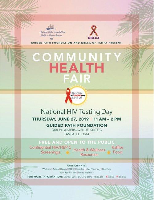 National HIV Testing Week — UCHAPS