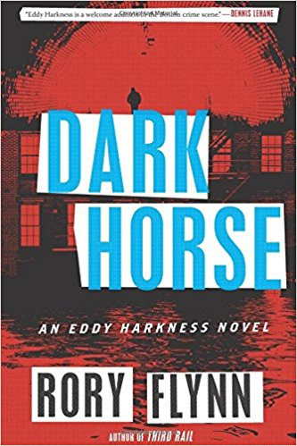 dark horse, rory flynn, stona fitch, novel, book