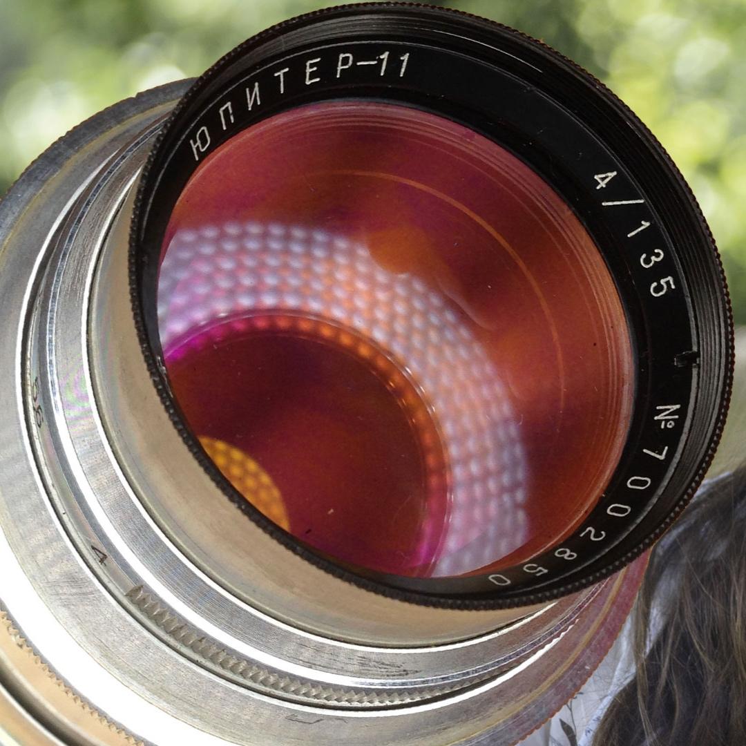JUPITER-11 135mm f4
