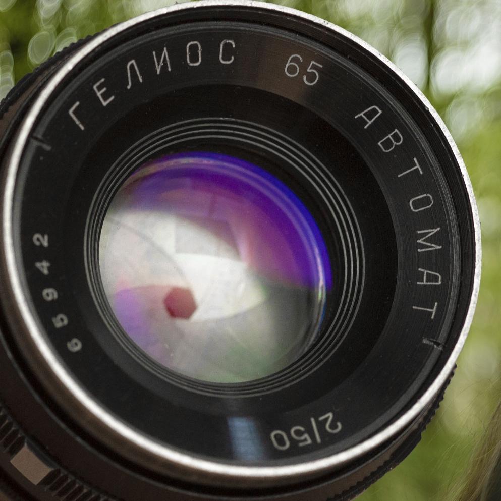 Weird Lenses Museum — Mathieu Stern