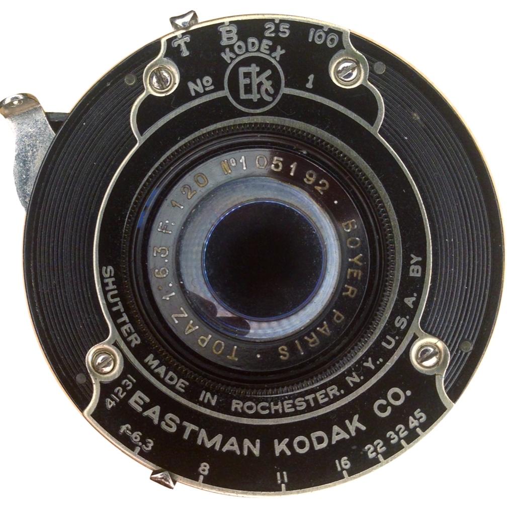 KODAK 120 MM F6.3