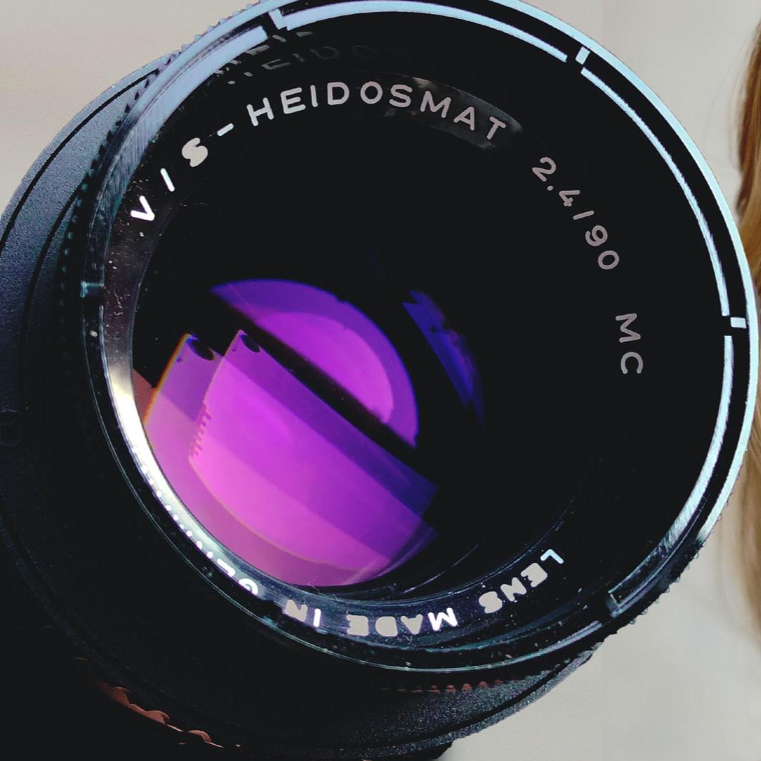 Rollei Heidosmat 90mm f2.4