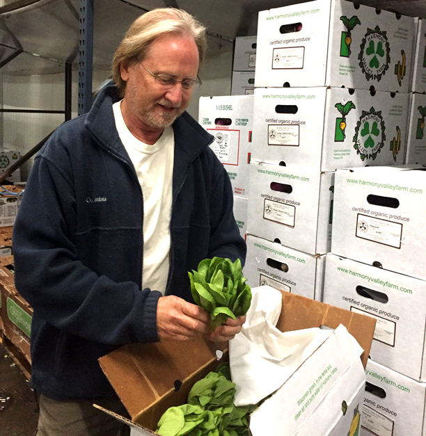 Rick Christianson, CPW Produce Guru and Buyer