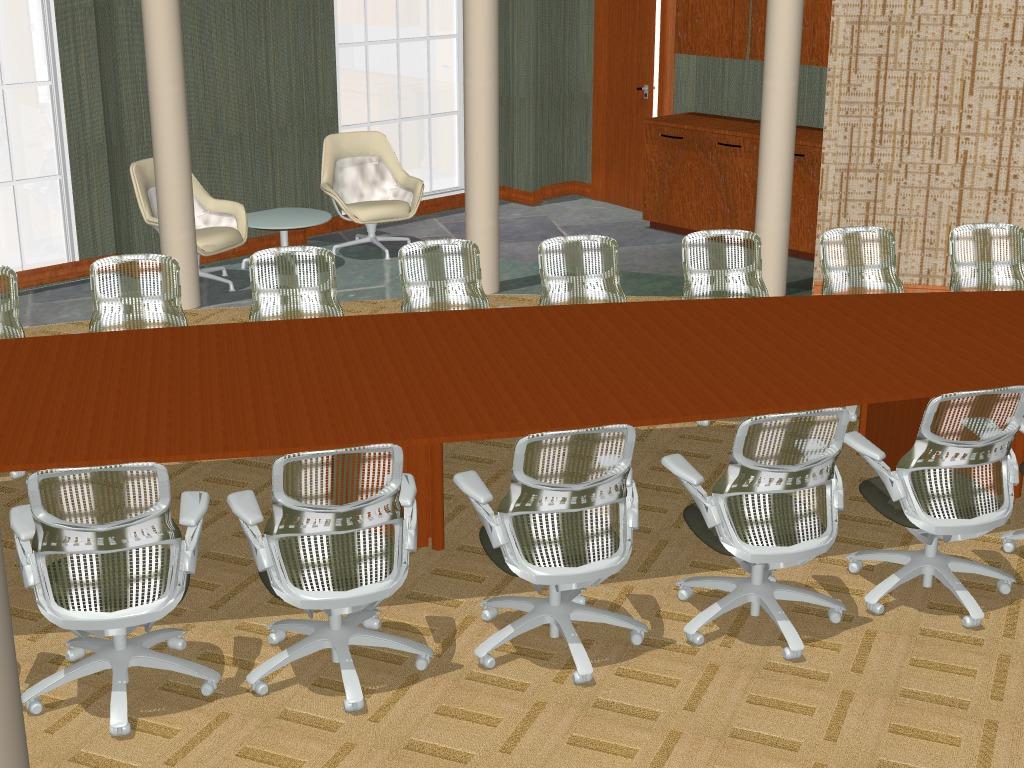Boardroom Corporate Facility Design