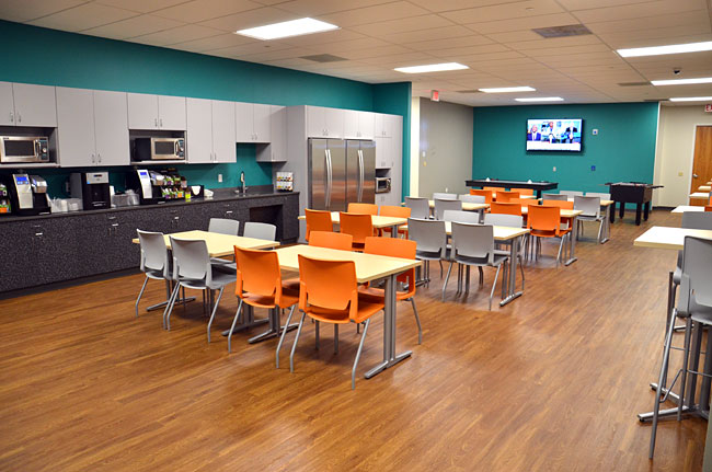 Facility Planning and Commercial Interior Design