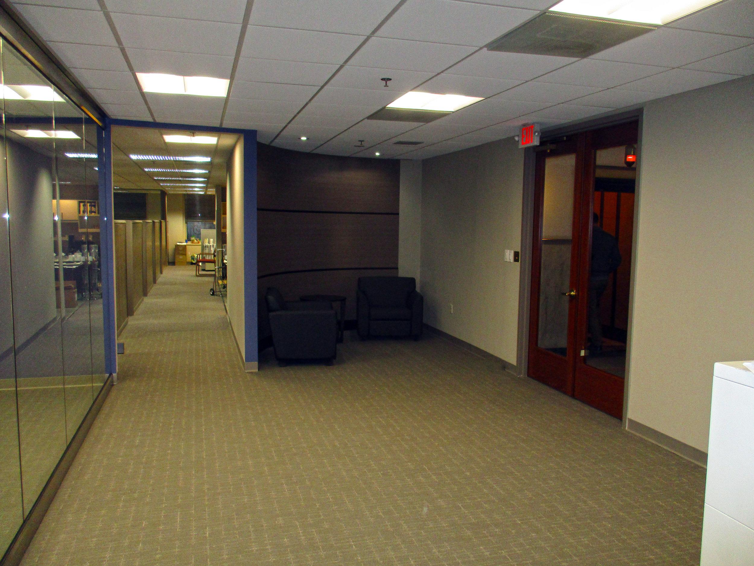Green Design in Facility Planning and Corporate Interior Design