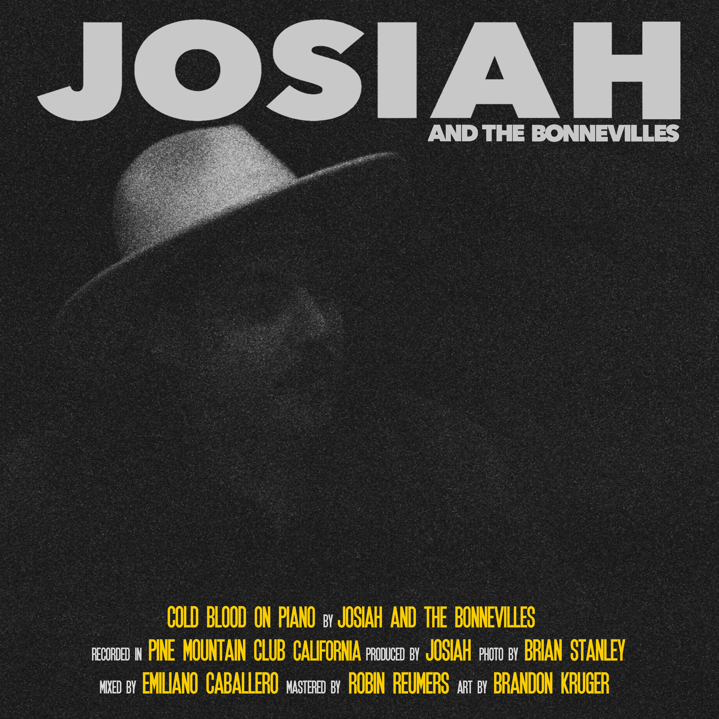 Josiah and the Bonevilles: Cold Blood (2018)  Mixing