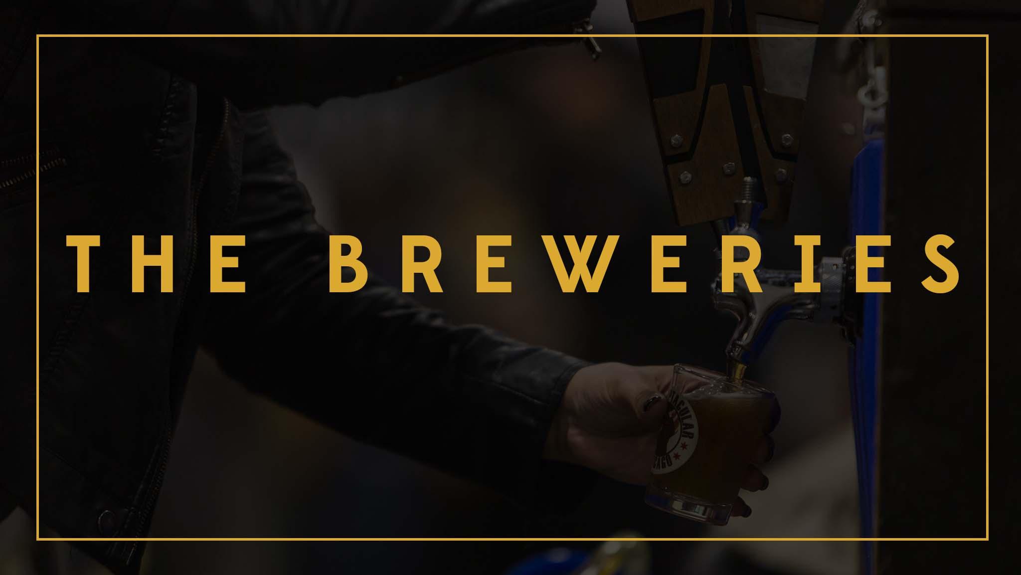 Breweries at BeerHoptacular