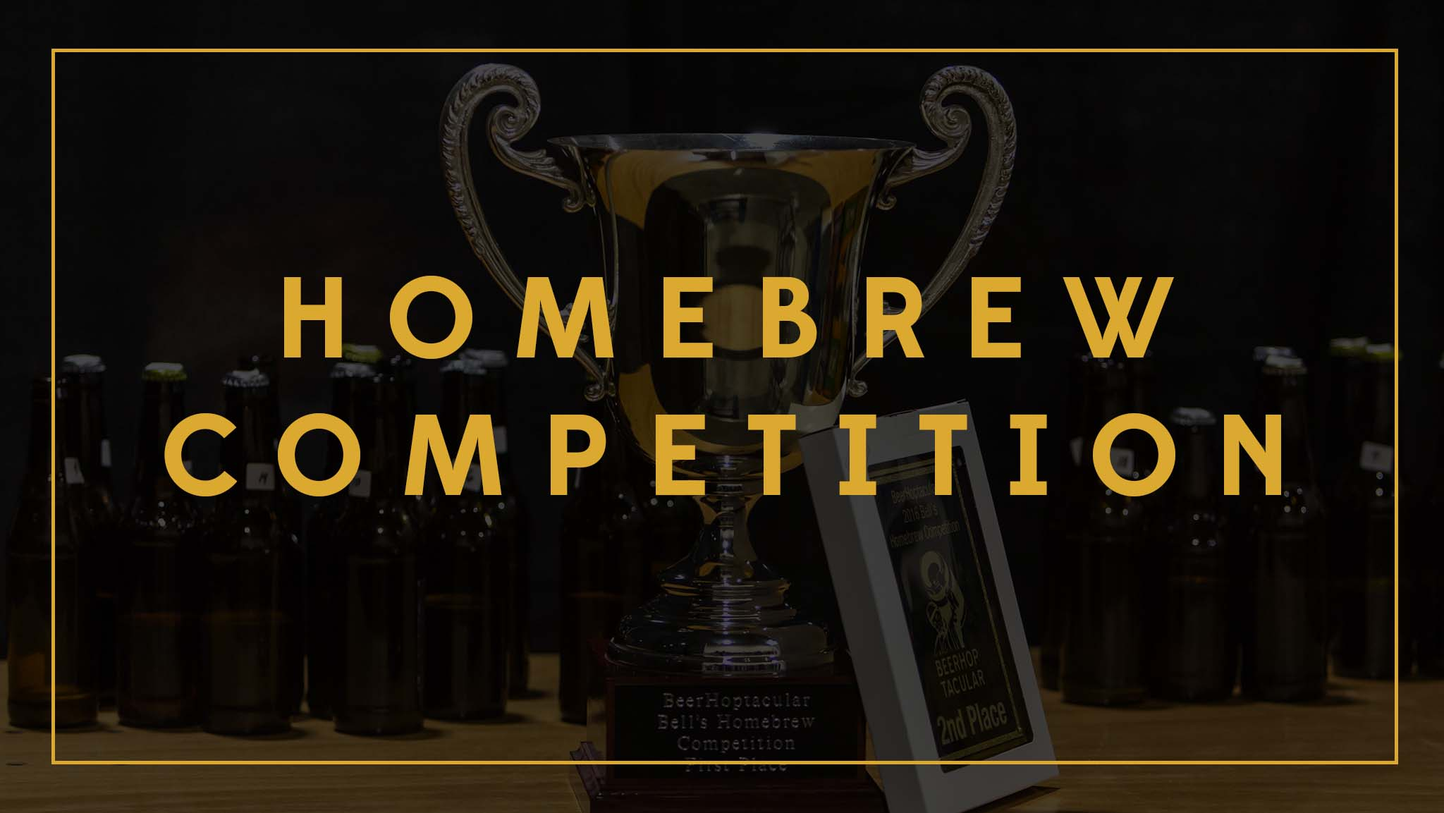 Homebrew Competition at BeerHoptacuarl