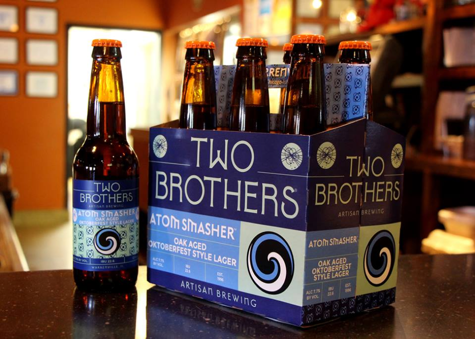 Photo Credit: Two Brothers Brewing