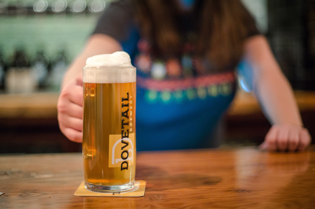 Photo By: Dovetail Brewery