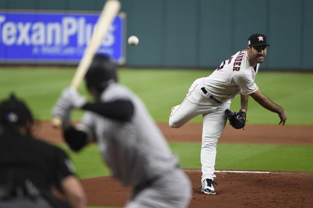 Verlander has reinstated himself as a dominant pitcher. (via spin.ph)