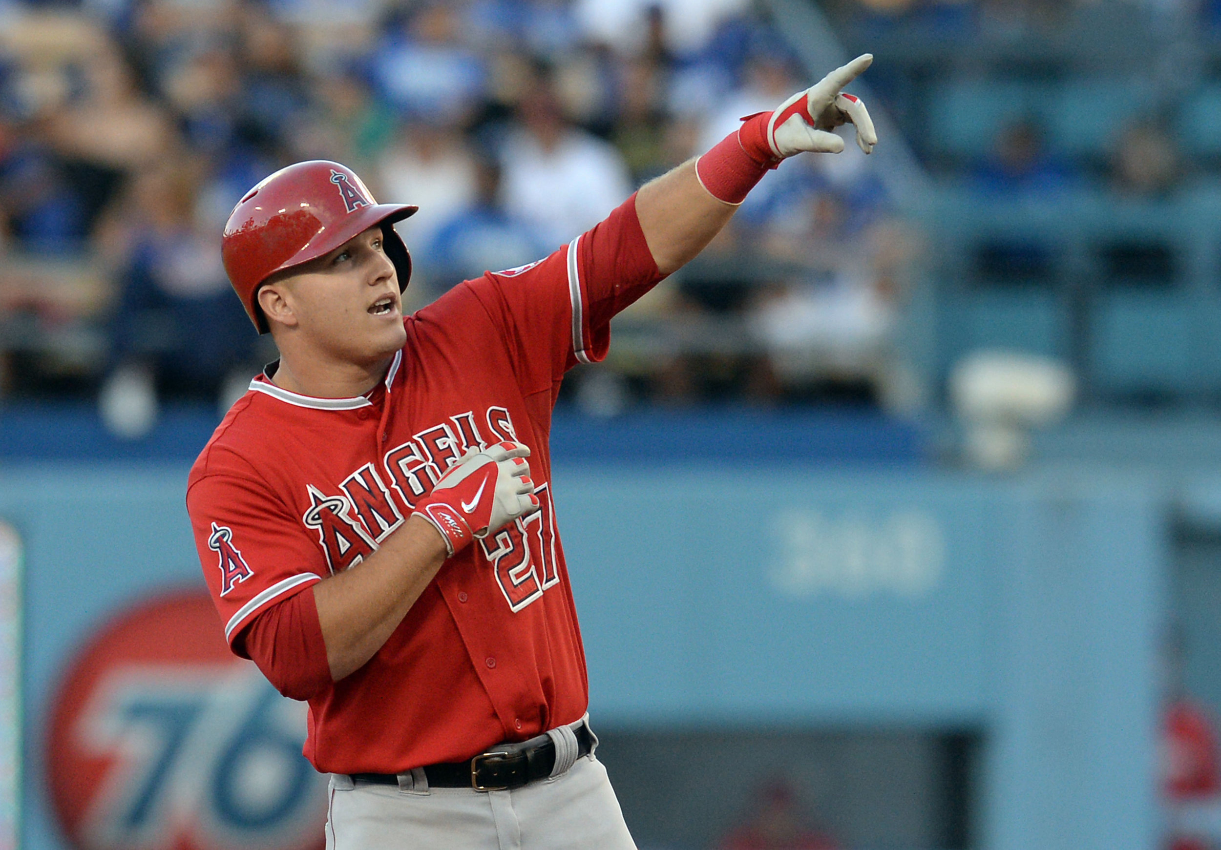 Mike Trout has been the Angels' biggest asset for years. (Via SI.com)