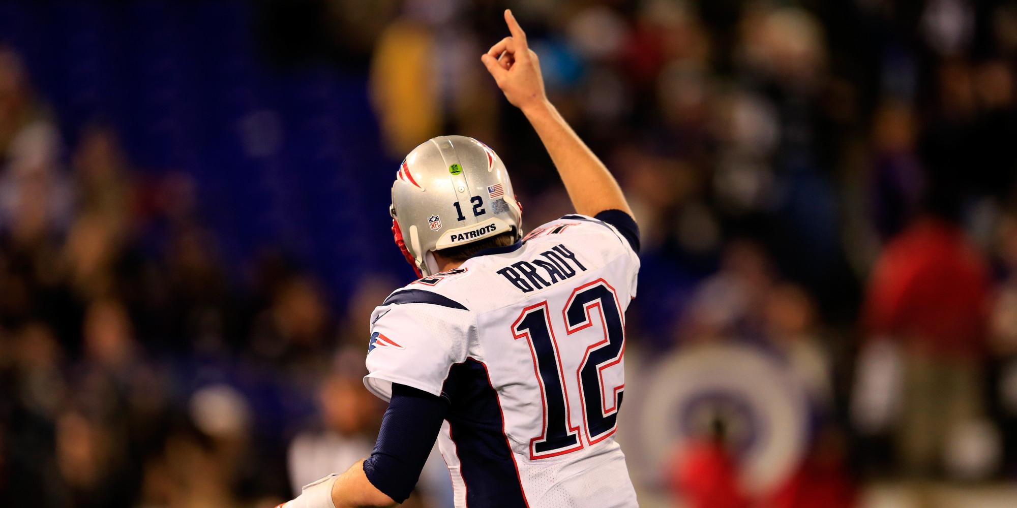 Brady comes up big once again. History is made! (Via theodesseyonline.com)