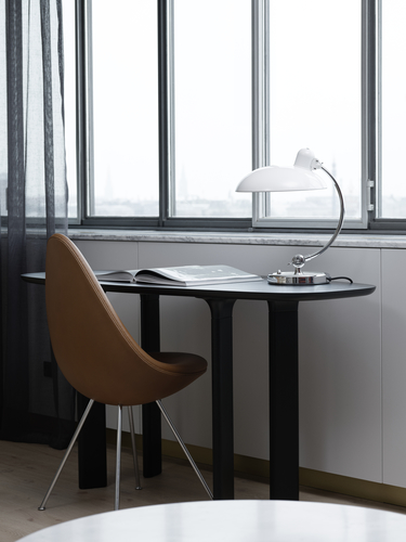 Drop Chair and Analog Table