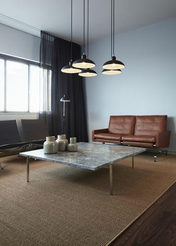 PK31 Sofa and PK61 Coffee Table
