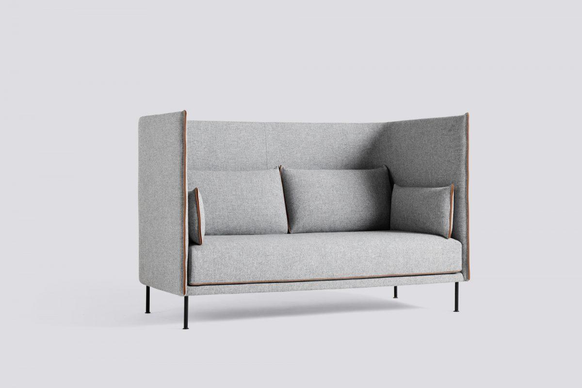 SILHOUETTE Sofa High by GamFratesi