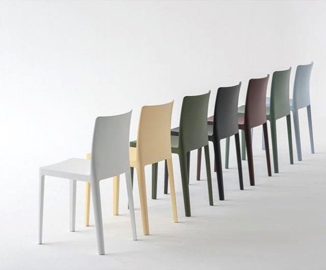 ELEMENTAIRE Chair by Ronan & Erwan Bouroullec