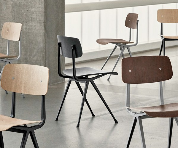RESULT Chair by Wim Rietveld