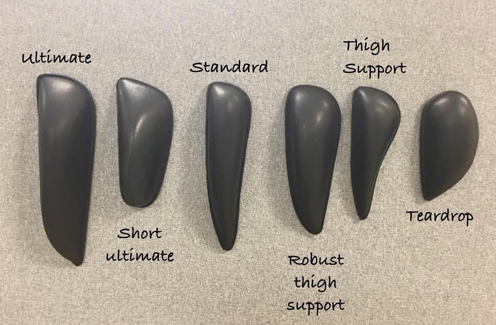 Thigh Block Options