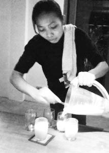 Jana,  Private cook