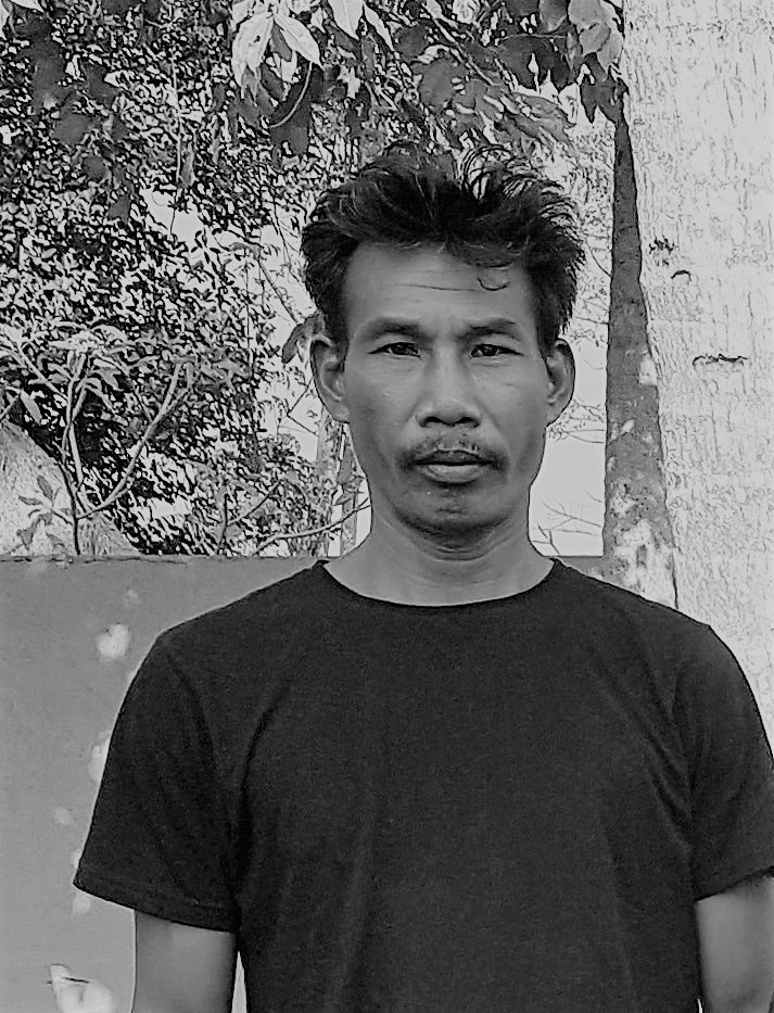 Ketut,  Gardener and maintenance