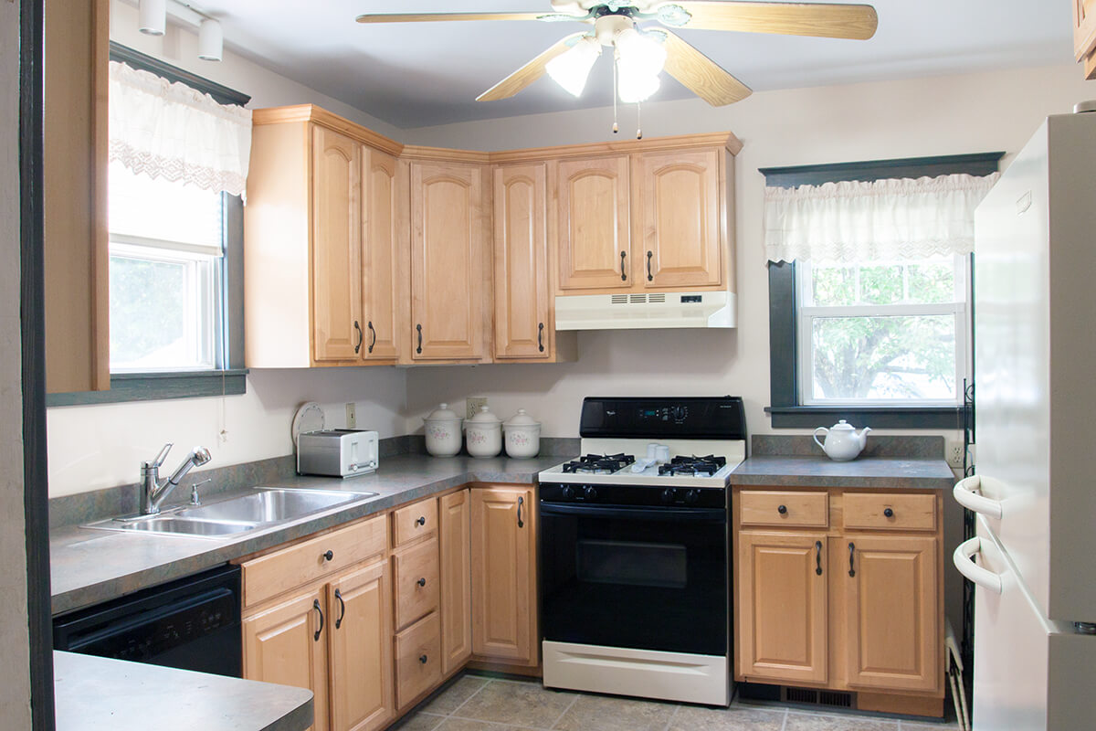 Buffalo Home Staging Kitchen Decor