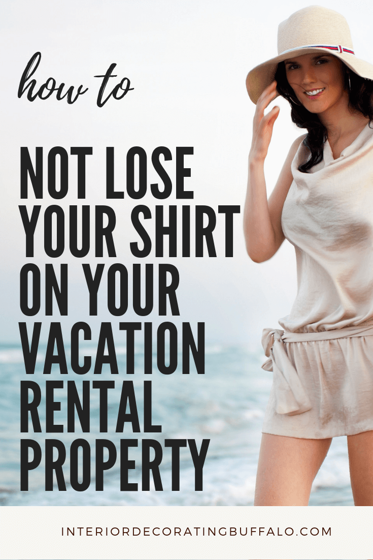 How to create a vacation rental that makes you money and is constantly booked. #vacationrentaldecor #Vacationrentaldecorating #vacationrentalbeachcottage #vacationrentalmountaincabin