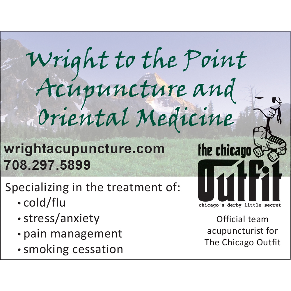 Wright to the Point Acupuncture